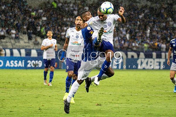 Belo Horizonte (MG), 28/11/2019 - Cruzeiro-CSA - Caca - Partida entre Cruzeiro e CSA, válida pela 35a rodada do Campeonato Brasileiro no Estadio Mineirão em Belo Horizonte nesta quinta feira (28)