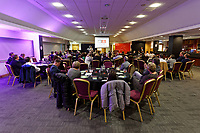 Pictured: Thursday 20 February 2020<br /> Re: City Business Network (CBN) event at the Liberty Stadium, Swansea, Wales, UK.