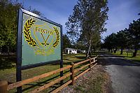 Foxton Golf Club in Foxton, New Zealand on Thursday, 14 May 2020. Photo: Dave Lintott / lintottphoto.co.nz