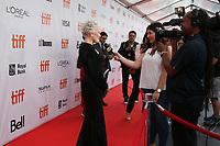 GLENN CLOSE - RED CARPET OF THE FILM 'THE WIFE' - 42ND TORONTO INTERNATIONAL FILM FESTIVAL 2017
