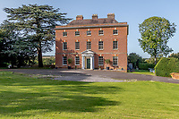 Georgian country house owned by the War Department for almost a century is on the market for £2.3m.