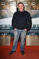 SERGI LOPEZ - AVANT-PREMIERE 'EN AMONT DU FLEUVE' A L'UGC LES HALLES, PARIS, FRANCE, LE 25/04/2017.