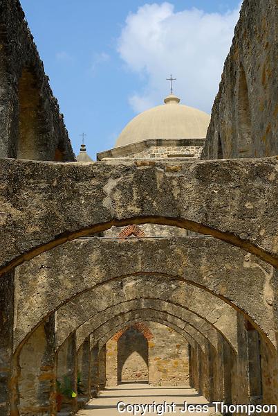 Mission San Jose, San Antonio, Texas