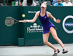 April  5, 2017:  Alison Riske (USA) loses to Daria Gavrilova (AUS) 6-3, 6-1,  at the Volvo Car Open being played at Family Circle Tennis Center in Charleston, South Carolina.  ©Leslie Billman/Tennisclix/Cal Sport Media