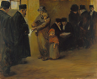 Full title: Legal Assistance<br /> Artist: Jean-Louis Forain<br /> Date made: probably 1900-12<br /> Source: http://www.nationalgalleryimages.co.uk/<br /> Contact: picture.library@nationalgallery.co.uk<br /> <br /> Copyright © The National Gallery, London