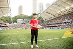 HSBC Ball Carriers during the HSBC Hong Kong Rugby Sevens 2018 on 08 April 2018, in Hong Kong, Hong Kong. Photo by \8009944#1\ / Power Sport Images