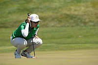 STANFORD, CA - APRIL 23: Hsin-Yu Lu at Stanford Golf Course on April 23, 2021 in Stanford, California.