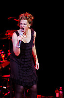 Toronto (ON), June 22, 2008 - Sandra Bernhard at Massey Hall as part of the Pride Toronto's official event.