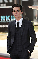 """Fionn Whitehead<br /> at the """"Dunkirk"""" World Premiere at Odeon Leicester Square, London. <br /> <br /> <br /> ©Ash Knotek  D3289  13/07/2017"""