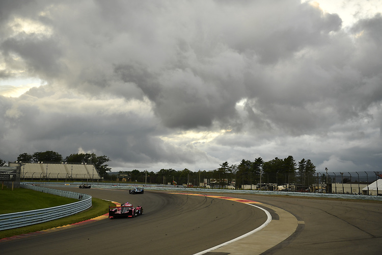 #60: Meyer Shank Racing w/Curb-Agajanian Acura DPi, DPi: Olivier Pla, Dane Cameron, weather