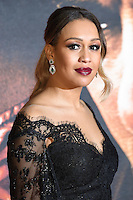 "Rebecca Ferguson<br /> at the premiere of ""Jack Reacher: Never Go Back"" at the Cineworld Empire Leicester Square, London.<br /> <br /> <br /> ©Ash Knotek  D3185  20/10/2016"