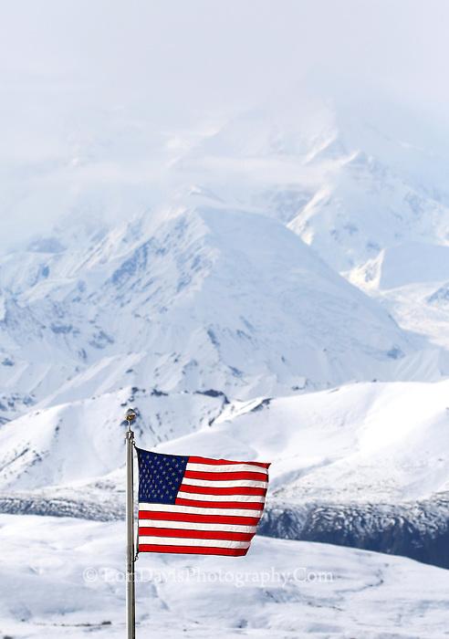 American Flage & Denali Range 2
