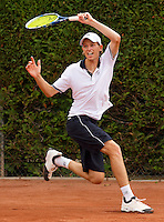18-08-10, Tennis, Amstelveen, NTK, Nationale Tennis Kampioenschappen, Millaan Niesten