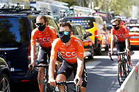 2nd September 2020; Gap to Provas, France. Tour de France cycling tour, stage 5;  Ccc Geschke, Simon in Gap