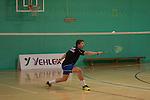 Yehlex Hampshire Senior Singles Badminton Tournament