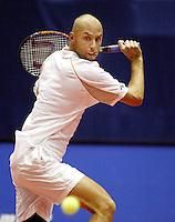 20031211, Rotterdam, LSI Masters, Peter Wessels verslaat Beks