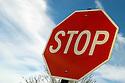 AJ Alexander - Stop sign.Photo by AJ Alexander