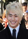 Justin Chon at the Summit Entertainment's Premiere of The Twilight Saga : Eclipse held at the Los Angeles Film Festival at Nokia Live in Los Angeles, California on June 24,2010                                                                               © 2010 Debbie VanStory / Hollywood Press Agency
