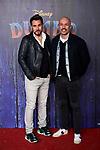 Alvarno attends to Dumbo premiere at Principe Pio Theatre in Madrid, Spain. March 27, 2019. (ALTERPHOTOS/A. Perez Meca)