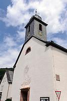 St. Ottilie in Rüdenau im Odenwald, Bayern, Deutschland