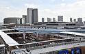 Public viewing of new Toyosu fish market