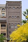 Tower Of The Original Building, Astor Hotel, Tianjin (Tientsin).