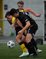 201031 ISPS Handa Premiership Preseason Football - Wellington Phoenix v Team Wellington