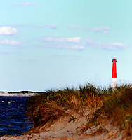 Long Beach Island Lighthouse - Long Island Beach