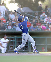 Connor Wong - 2018 Rancho Cucamonga Quakes (Bill Mitchell)