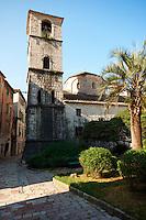 Chuch of St. Marija Koldata - Kotor - Montenegro