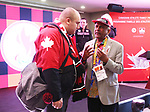 Mike Sheikh, PyeongChang 2018.<br />