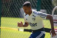 SÃO PAULO, SP, 02.04.2019: TREINO DO SÃO PAULO -SP- O jogador Edimar, durante o treino do São Paulo no CT da Barra Funda, em São Paulo (SP), nesta terça-feira (02). (Foto: Marivaldo Oliveira/Código19)