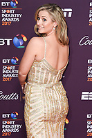 Hayley McQueen<br /> at the BT Sport Industry Awards 2017 at Battersea Evolution, London. <br /> <br /> <br /> ©Ash Knotek  D3259  27/04/2017