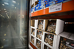 Snails are displayed at a newly opened Costco Wholesale Corp. warehouse in Villebon-Sur-Yvette, France, on Saturday, July 7, 2018. The 150,000-square foot warehouse, which opened last month just outside of Paris, is Costco's first store in France. Costco plans to open 15 more warehouses in France by 2025. Photograph by Michael Nagle
