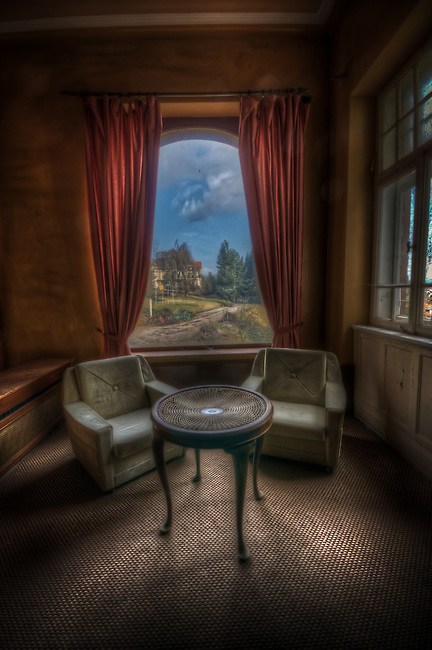An old hotel in the Black Forest