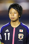 Minami Tanaka (JPN), .AUGUST 26, 2012 - Football / Soccer : .FIFA U-20 Women's World Cup Japan 2012, Group A .match between Japan 4-0 Switzerland .at National Stadium, Tokyo, Japan. .(Photo by Daiju Kitamura/AFLO SPORT)