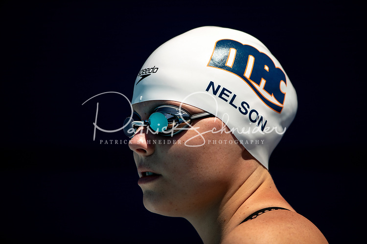 Photography of the SwimMAC Carolina team at at the 2019 Speedo Junior National Championships at Avery Aquatic Center Stanford, CA<br /> <br /> Charlotte Photographer - PatrickSchneiuderPhoto.com