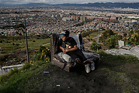 Desalojos en Ciudad Bolivar:  Una problemática en tiempos de pandemia. Bogota, 14/27-05-2020