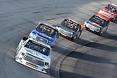 NASCAR Camping World Truck Series<br /> Bar Harbor 200<br /> Dover International Speedway, Dover, DE USA<br /> Friday 2 June 2017<br /> Ryan Truex, Sea Watch Toyota Tundra, Chase Briscoe, Cooper Standard Ford F150<br /> World Copyright: John K Harrelson<br /> LAT Images<br /> ref: Digital Image 17DOV1jh_03317