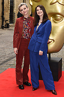 Ellen Robertson and Charly Clive<br /> at the BAFTA Craft Awards 2019, The Brewery, London<br /> <br /> ©Ash Knotek  D3497  28/04/2019