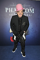 """Boy George (George O'Dowd) at the """"The Phantom Of The Opera"""" 35th anniversary gala performance, Her Majesty's Theatre, Haymarket, on Monday 11th October 2021, in London, England, UK. <br /> CAP/CAN<br /> ©CAN/Capital Pictures"""