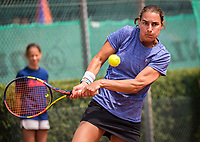 The Hague, Netherlands, 09 June, 2018, Tennis, Play-Offs Competition, Danielle Harmsen (NED)<br /> Photo: Henk Koster/tennisimages.com