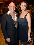 Lester Smith and his wife Sue at the Una Notte in Italia party at the Intercontinental Houston Hotel Saturday Nov. 07,2009. (Dave Rossman/For the Chronicle)