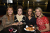 """Jill Brooke, Cindy Adams, Rosanna Scotto & Deborah Norville attend """"Joan Rivers Confidential"""" book party on October 24, 2017 at Maxwell's in New York, New York, USA. The book was written by Melissa Rivers and Scott Currie. <br /> <br /> photo by Robin Platzer/Twin Images<br />  <br /> phone number 212-935-0770"""
