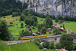 Switzerland, Eiger.  Light: Think Simply. <br />