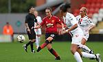 Katie Zelem of Manchester United Women