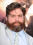 Zach Galifianakis at The Warner Bros. Pictures' L.A Premiere of  THE HANGOVER: PART III held at The Westwood Village Theater  in Westwood, California on May 20,2013                                                                   Copyright 2013 © Hollywood Press Agency