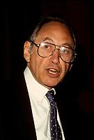 Montreal (Qc) CANADA - File Photo-<br /> <br /> Alvin Toffler