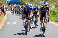 July 9th 2021. Carcassonne, Languedoc, France;  DECLERCQ Tim (BEL) of DECEUNINCK - QUICK-STEP  during stage 13 of the 108th edition of the 2021 Tour de France cycling race, a stage of 219,9 kms between Nimes and Carcassonne.