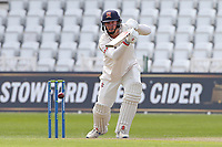 Simon Harmer in batting action for Essex during Nottinghamshire CCC vs Essex CCC, LV Insurance County Championship Group 1 Cricket at Trent Bridge on 9th May 2021